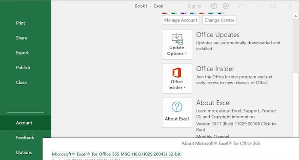 32-Bit vs 64-Bit Microsoft Excel