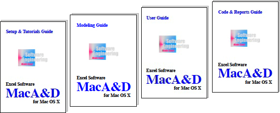 MacA&D Manuals