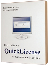 QuickLicense Mac and Windows DRM